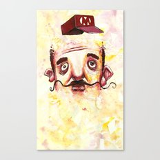 Super Mario 1 Canvas Print