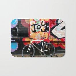 Joy & bike Bath Mat