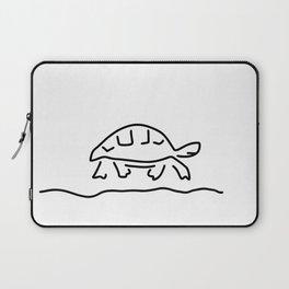 tortoise reptiles tank Laptop Sleeve