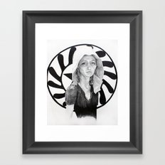Transformation Framed Art Print