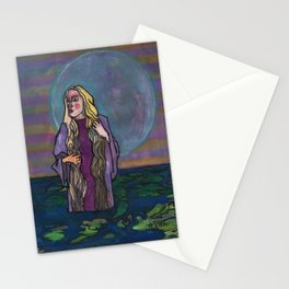 The Loneliness of Echo Stationery Cards