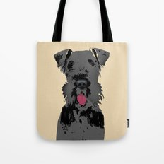 Kerry Blue Terrier Dog Tote Bag