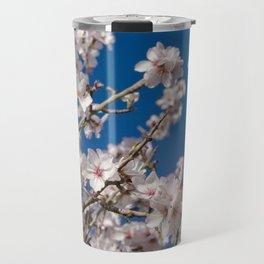 Almond blossom (the Algarve, Portugal) Travel Mug