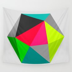 Hex series 1.3 Wall Tapestry