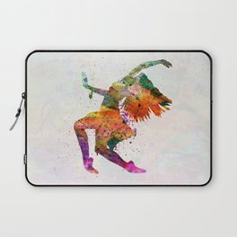 dancing to the night  Laptop Sleeve