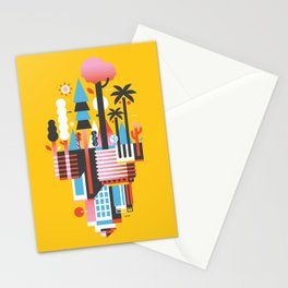 Natural Recall · Support Green Stationery Cards