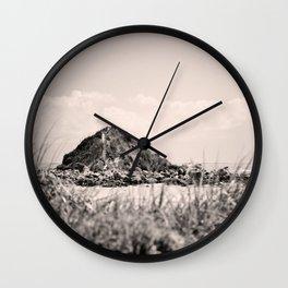 Monkey Island, Southland, New Zealand Wall Clock