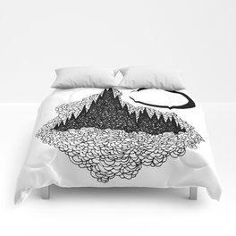 Star Towers Comforters