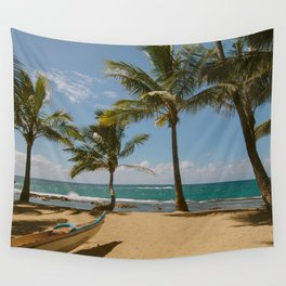 Another Day in Paradise Wall Tapestry