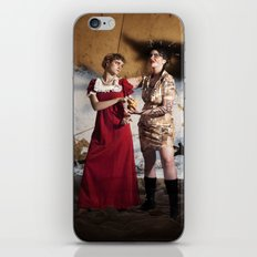 Vasalisa the Beautiful iPhone & iPod Skin