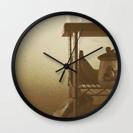 Mason #5 Wall Clock