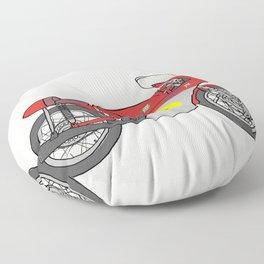 MV Agusta GP 500 Floor Pillow