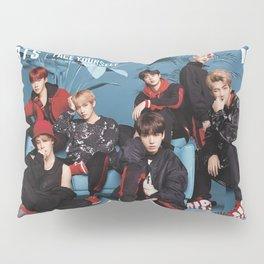 bts face yourself teaser Pillow Sham