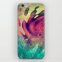 underwater iPhone & iPod Skins featuring Underwater by GypsYonic