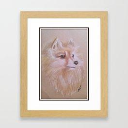 Pom Lovers! Framed Art Print
