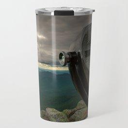 Lake Placid Vista Travel Mug