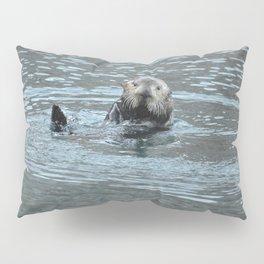 Sea Otter Fellow Pillow Sham