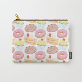 Pastries Carry-All Pouch