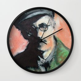 James Joyce Wall Clock
