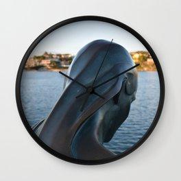 La sirena Wall Clock