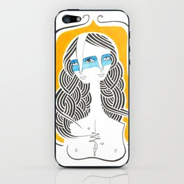 Alquimia iPhone Skin