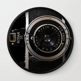 Kodak 35 Wall Clock