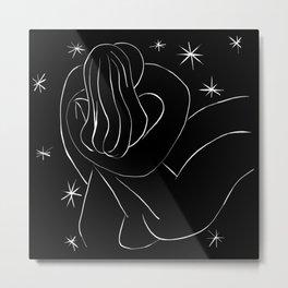 Matisse Loving Couple #3 Metal Print
