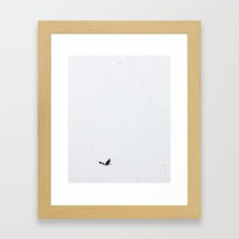 No how Framed Art Print