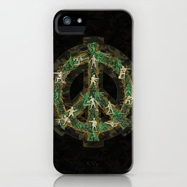 Peace Keepers iPhone Case