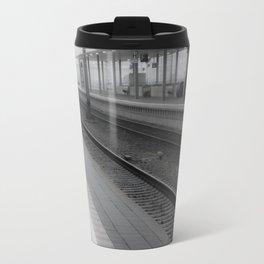 Mannheim Train Station Travel Mug