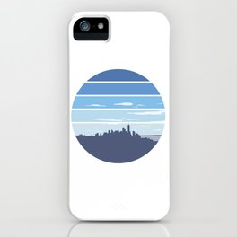New York in the Spring iPhone Case