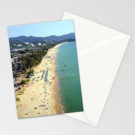 Karon Beach, Phuket, Thailand Stationery Cards
