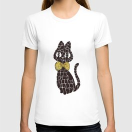 Lucky Lots of Black Cats T-shirt