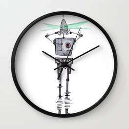 oups! Wall Clock