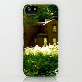 Orchard House iPhone Case
