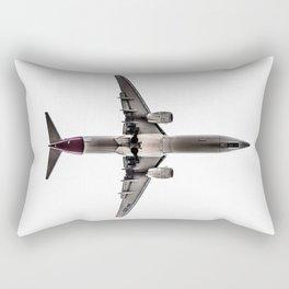 The Approach Rectangular Pillow