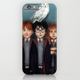 Potter Family iPhone Case