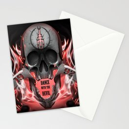1992 devils Stationery Cards