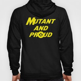 X-Men - Mutant and Proud Hoody