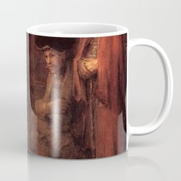 The Return of the Prodigal Son Painting By Rembrandt Coffee Mug