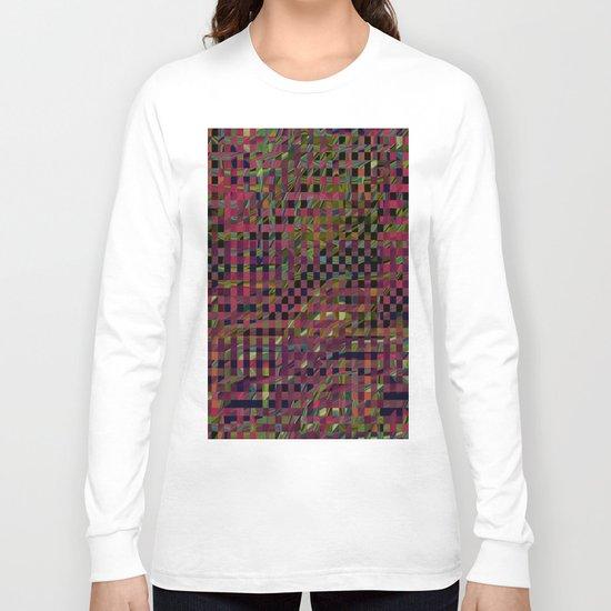 Abstract 147 Long Sleeve T-shirt