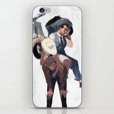 Man from U.N.C.L.E iPhone & iPod Skin