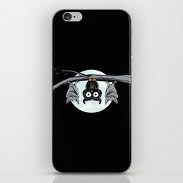 Cute Owl With Friends iPhone Skin