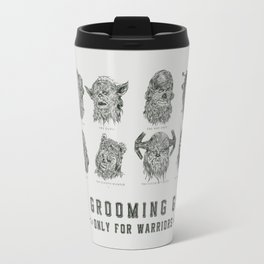 The Grooming Guide Travel Mug