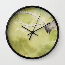 King of Saxony Wall Clock