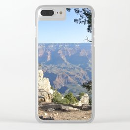 Morning Grand Canyon Clear iPhone Case