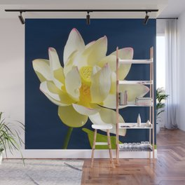 Lotus Flower by Teresa Thompson Wall Mural