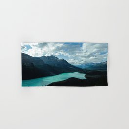 Blue Lake Hand & Bath Towel