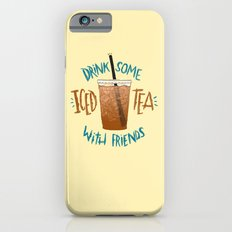 Happy National Iced Tea Day! iPhone 6s Slim Case