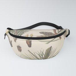 Botanical Pine Fanny Pack